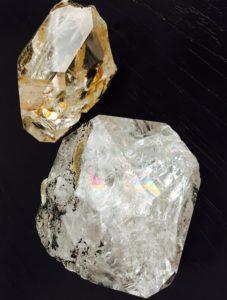 Diamante sin tallar
